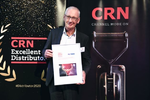 CRN Excellent Distributor Award 2020