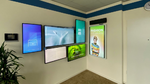 Ingram Micros neuer Digital-Signage-Showroom