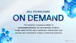 Auch Dell will jetzt Technologies On Demand anbieten