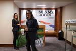 Marc Decena Me and my Robot