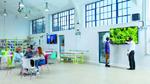 Interaktive Displays für Schule und Unternehmen