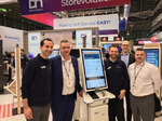 Michael Telecom zeigt ersten Hybrid Self-CheckOut Kiosk