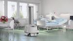 Desinfektionsroboter killt Coronavirus: Krankenhäuser bewaffnen sich gegen virulente Invasoren