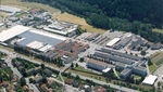 Das TV-Werk von Loewe im fränkischen Kronach