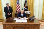 Trump startet Feldzug gegen Twitter und Co.