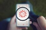 Virus statt Covid-App