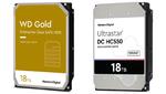 Western Digital: Enterprise-Festplatten mit 18 TByte – und mehr