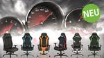 Cockpit für lange Gaming-Sessions