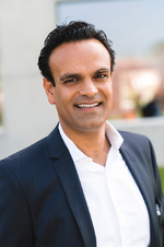 Santosh Wadwa, Head of Product Channel Sales, Central Europe bei Fujitsu