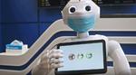 Roboter erkennt Gesichtsmasken: Pepper wird Hygiene-Sheriff