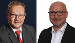 Ronald Eckhoff (links) und Mike Keusemann verstärken das IT Solutions-Team.