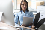 Frauenanteil in Chefetagen steigt nur langsam