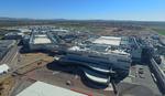 Intels Fab 42 auf dem Ocotillo Campus in Chandler, Arizona
