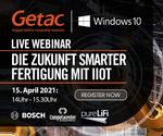 Getac Webinar smarte Fertigung