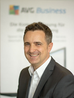 Hardo Holz, Channel Account Manager bei AVG Business