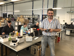 Aquado-Vorstand Volker Rühlicke, setzt schon seit zehn Jahren auf Mini-PCs