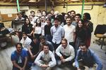Das Startup beschäftigt inzwischen fast hundert Mitarbeiter aus mehr als zehn Nationen