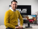 Sebastian in het Panhuis, Country Product Manager LCD / Projector Asus (Foto: Asus)