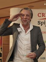 Mission erfüllt: Maik Wetzel von Eset mit seinem vierten CRN-Stern