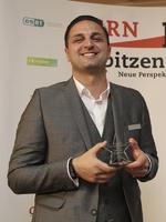 Premierensieger: Özkan Topal von Rohde & Schwarz Cybersecurity holte im ersten Anlauf gleich einen CRN-Award