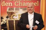 Frank Kalisch fügt Samsungs Trophäen-Sammlung einen weiteren Hersteller-Award in der Kategorie Speicherkomponenten hinzu