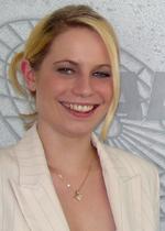 Michaela Höllering, Director Sales für Video Surveillance und Physical Security bei Allnet