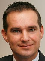 Stefan Roth, IT-Architecture-Consultant der Sales-Consulting-Organisation bei Fujitsu Siemens Computers (FSC)