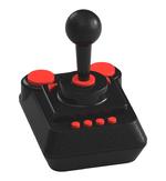 Neben der Tastatur soll auch ein verbesserter Joystick die Bedienung erleichtern