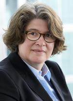Vera Schneevoigt, Senior VP, Product Supply Operations bei Fujitsu EMEIA
