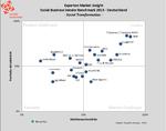Zahlreiche Firmen bieten Unternehmen, die soziale Technologien einsetzen wollen, ihre Dienstleistungen an.