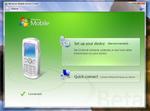 Windows Vista RC1 (noch) ohne Windows Mobile Device Center
