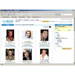 Bilder-Plattform mit Gesichtserkennung