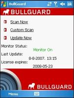 Bullguard schützt vor Handy-Viren