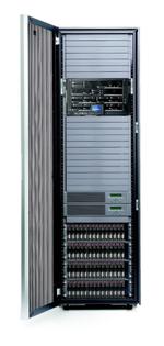 Virtualisiertes Rechenzentrum in einem Rack
