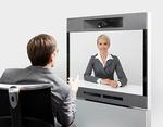Telepresence-System für persönliche Meetings von Tandberg