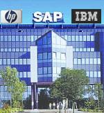 SAP kooperiert mit HP und IBM
