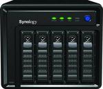 NAS-Server von Synology speichert bis zu 5 Terabyte