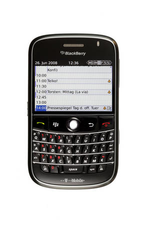 Neues Blackberry-Smartphone »Bold« bei T-Mobile