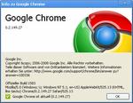 Google Chrome anfällig für Cyber-Angriffe