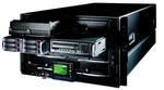 Rechenzentrum in einem Blade-System von HP