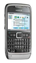Nokia E71: Auf der Jagd nach dem Blackberry