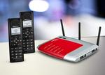 AVM: Kombiniertes IP-/DECT-Telefon mit HD-Tonqualität