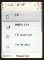 Panasonic mit Fixed-Mobile-Lösung