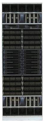 Qlogic: Quad-Data-Rate-Infiniband-Switches mit niedrigem Stromverbrauch