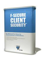 First-Look-Test: Sicherheitssoftware F-Secure Client Security 8