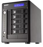Qnap: AES-Verschlüsselung und Support für iSCSI-Geräte für NAS-Server