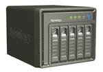 Netzwerkspeicher Synology DS508: RAID-Erweiterung für Geduldige