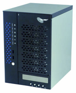 NAS-Speicher-System von Allnet mit 7 TByte für kleine Firmen
