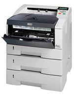 Kyocera mit schnellem Arbeitsplatzdrucker für S/W