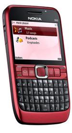 Nokia erweitert Smartphone-Linie um kostengünstiges Modell E63